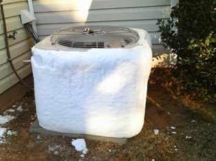 FrozenHeatPump